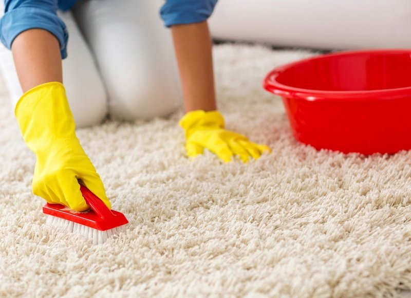 How To Get Laundry Soap Out Of Carpet